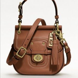 Coach Mini New Willis Crossbody